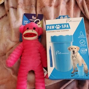 Fido gift set for easter ..we know we all do it..